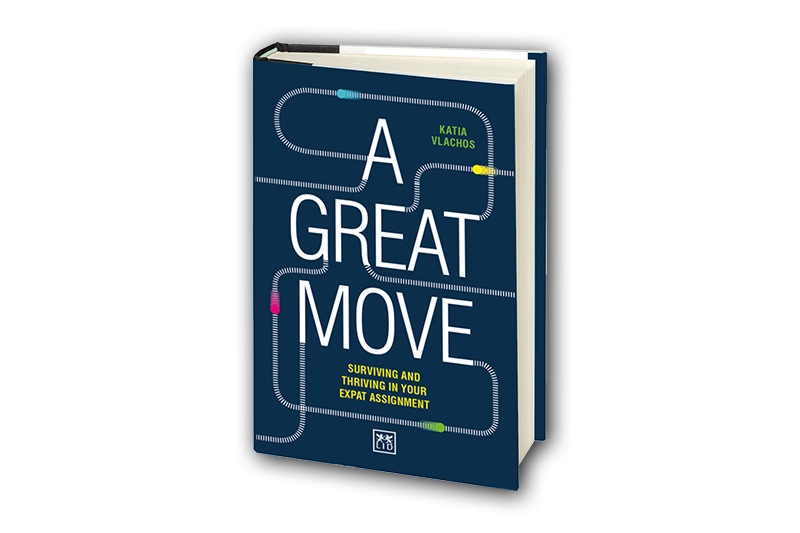 My Book: A Great Move